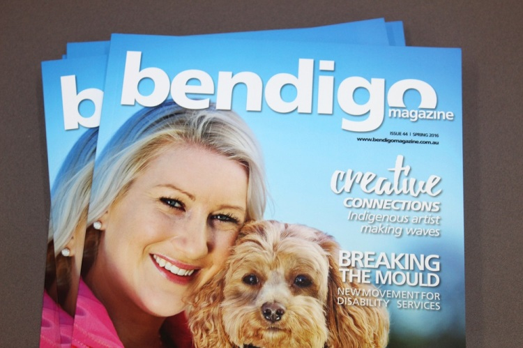 The spring 2016 issue of Bendigo Magazine is out now.