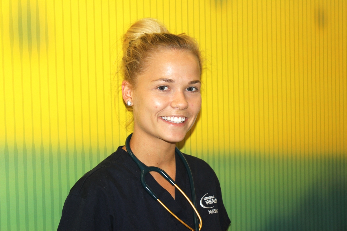 Nursing grad finds her rightful place in paediatrics